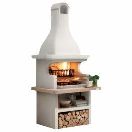 Palazzetti Barbecue in cemento Andros 3
