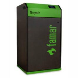 Famar Caldaia a pellet GEYSIR 24 Green