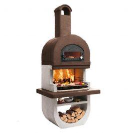 Palazzetti Barbecue in cemento Diva