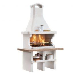 Palazzetti Barbecue in cemento Pianosa