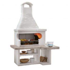 Palazzetti Barbecue in cemento Tropea 3
