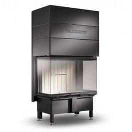 Palazzetti Caminetto a legna SF 80 3D aria