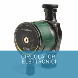 Circolatori elettronici