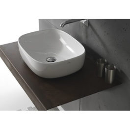 Galassia Dream lavabo da appoggio 50×38