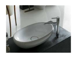 Galassia Ergo lavabo da appoggio 60×36