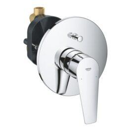 GROHE BAUEDGE miscelatore monocomando doccia con deviatore 2 vie