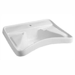 Lavabo ergonomico per disabili