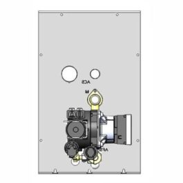 Edilkamin Kit R Solo riscaldamento