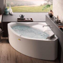 Jacuzzi vasca idromassaggio The Essential Uma