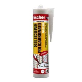 Fischer SNP 310-TR Sigillante siliconico neutro a base alcolica per policarbonato e altri materiali plastici