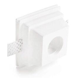Attica Glass T28 quadro Incasso invisibile per controsoffitti