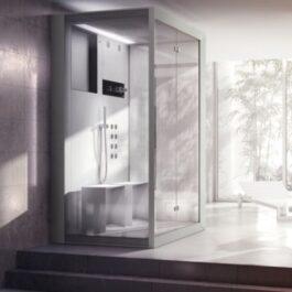 Frame IN2 cabina doccia