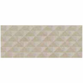 Rivestimento Motivo Diamond Beige 20×50