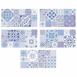 Piastrelle cucina Savoia Italia 30×60 Paestum Blu